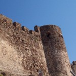 The fortress of Molivos