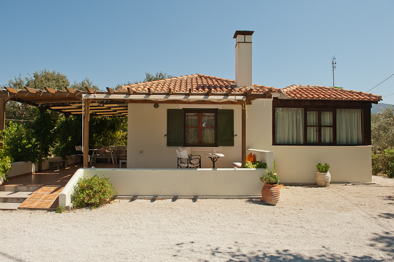 The Molyvos Cottage