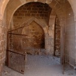 Sigri: Entrance of the fortress