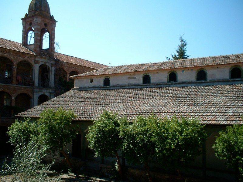 Leimonos Church