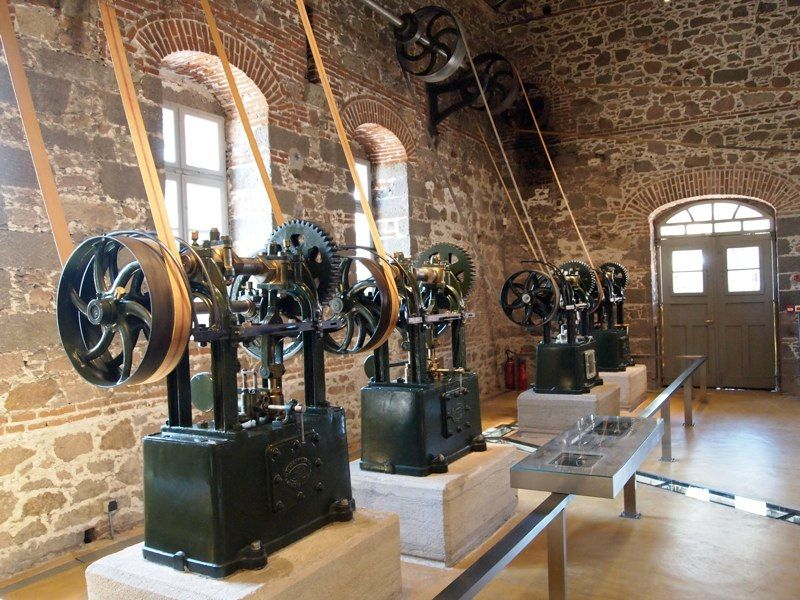 Museum of Industrial Olive Oil Production in Lesvos ...