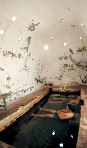 Thermal baths of Eftalou