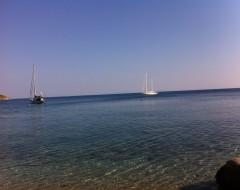 St. Hermogenes beach - Mytilini