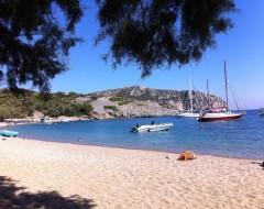 Tarti beach - Lesvos