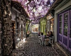 Molyvos street